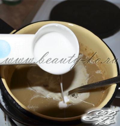 фото рецепт желатинового шампуня