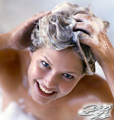 Желатиновый шампунь для укрепления волос